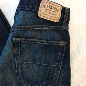 """Mens LEVIS Relaxed Fit Jeans Size 32"""" x 30"""""""